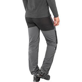 Regatta Sungari Pantalon Homme, seal grey/black